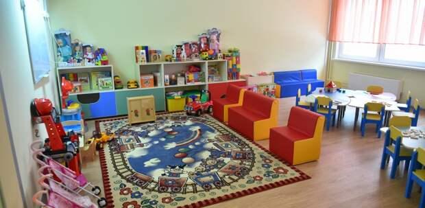 В ЖК «Переделкино Ближнее» построили детский сад на350 малышей