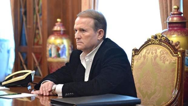 Бредихин оценил заявление депутата Рады о «большой войне» в Европе из-за Медведчука
