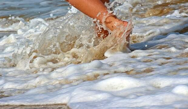 Отдыхающая в Феодосии женщина умерла после купания в море
