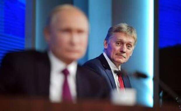 У Путина отреагировали на заявления о возможности полномасштабной войны Украины и РФ