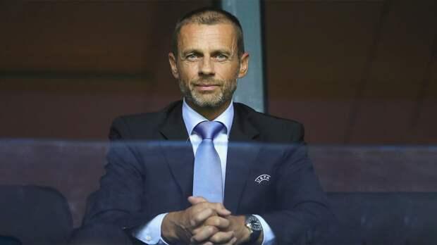 Чеферин: «Пересу нужен глава УЕФА, который будет подчиняться и позволять делать что угодно»