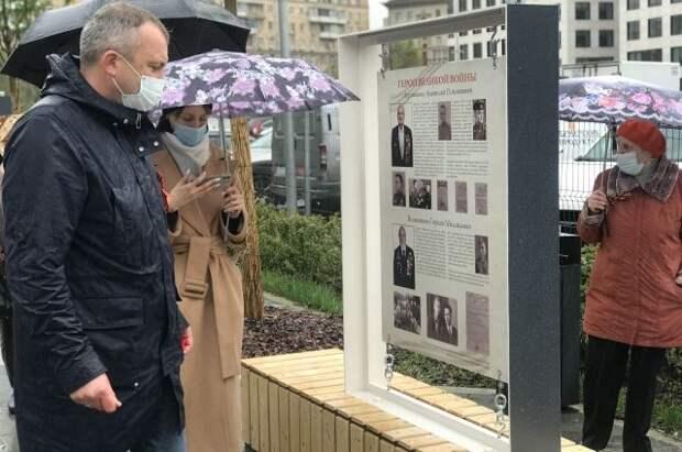По инициативе Евгения Попова открылась выставка редких фронтовых снимков