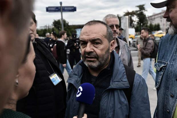 «Вам мало свобод?.. Их есть у меня…», - «огненная» отповедь израильского журналиста Шендеровича