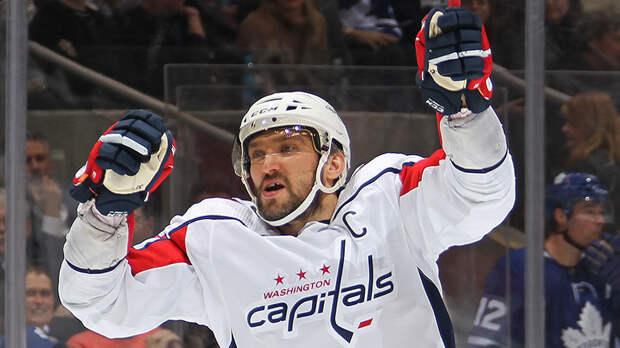 Жамнов: первым из НХЛ меня поздравил Овечкин