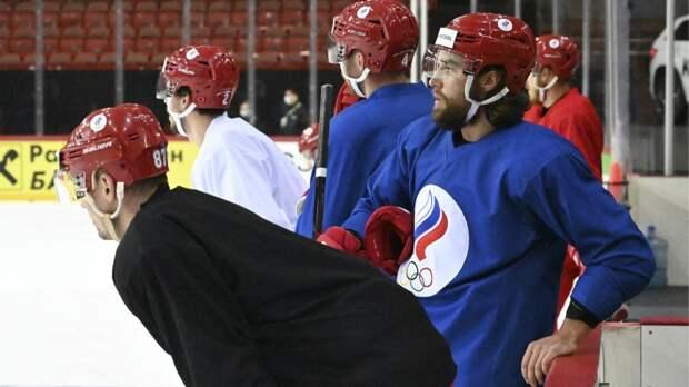 Назван состав сборной России на первый матч чемпионата мира по хоккею