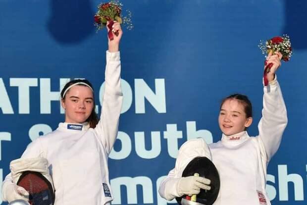 Спортсменки из Северного завоевали серебро на первенстве Мира