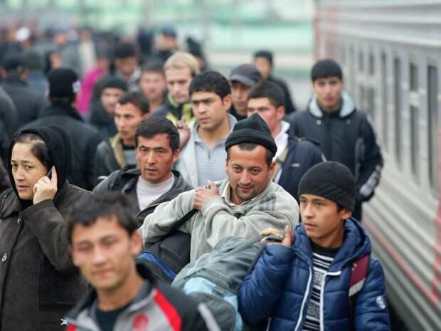 С мигрантами более не церемонятся