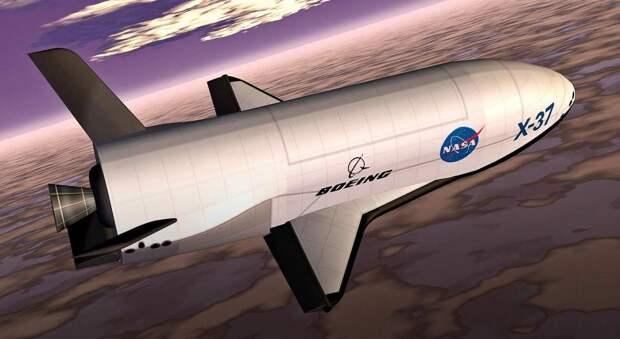Эффект разорвавшейся клизмы в самом чувствительном месте американского космического командования