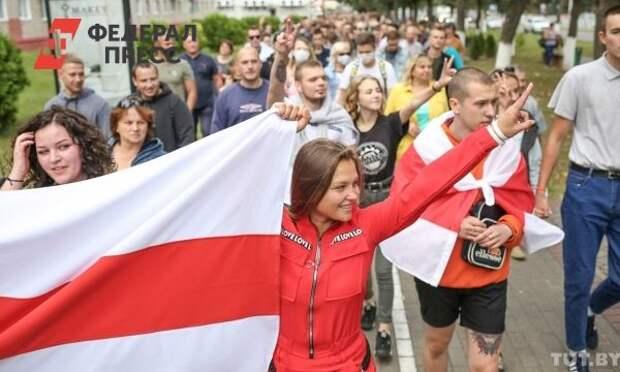 Европа и США выпустили совместное обращение к властям Белоруссии