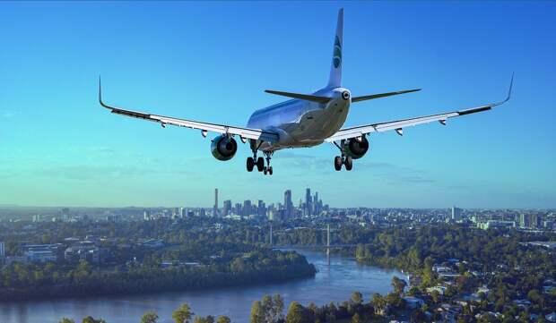 Учёные сделали авиатопливо из углекислого газа
