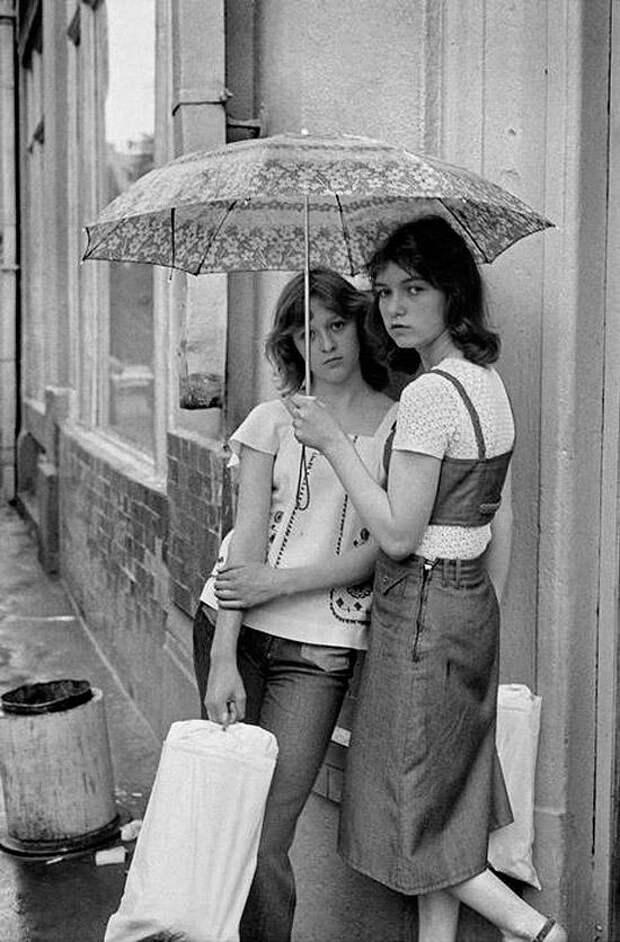 Летняя Москва 1980-го в объективе мастера фотографии Раймона Депардона