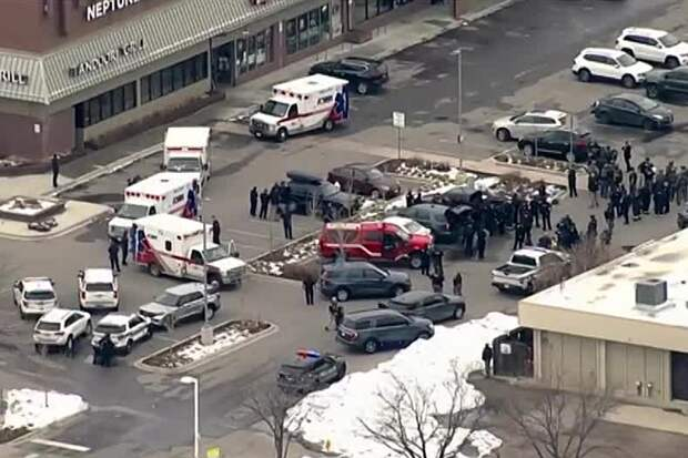 Десять человек погибли при стрельбе в Колорадо