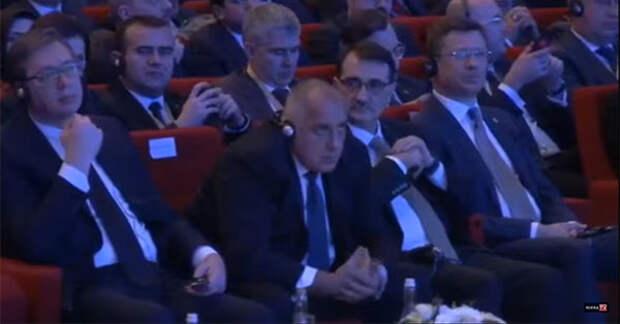 Как премьер Болгарии «Турецкий поток» открывал