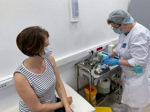 Новый опрос: Ваши родители сделали прививку от коронавируса?