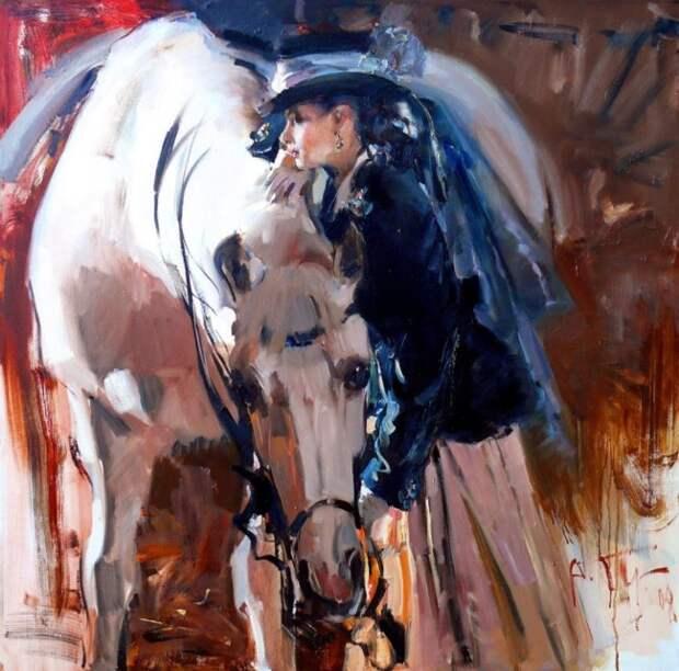 Картины художника Александра Горбикова