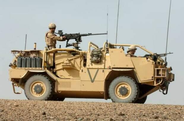 Британская армия собирается пересесть на электромобили