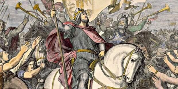Почему «германцы» Карла Великого двинулись на славян?
