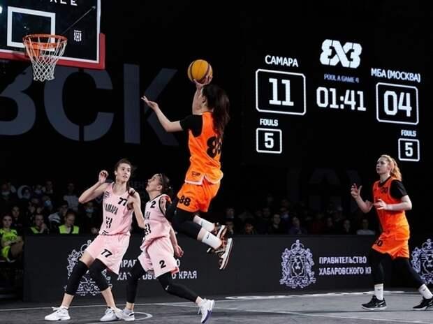 Кандидатов в олимпийскую сборную прибавилось, как показал финал чемпионата России по баскетболу 3х3