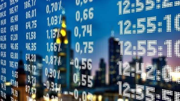 Рост ключевых индексов показали торги на фондовой бирже Нью-Йорка