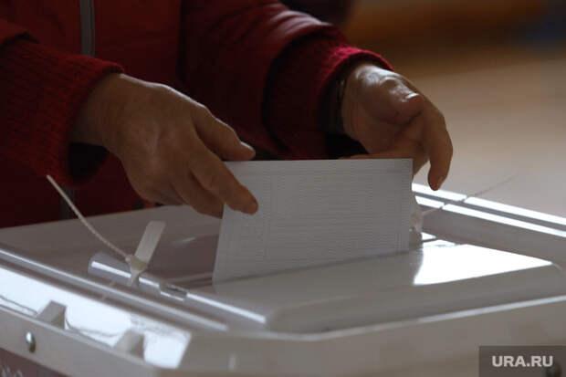 Курганский избирком озвучил новые данные очисле проголосовавших