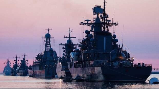 В Сети назвали исход возможного боя между кораблями ВМФ России и ВМС Британии
