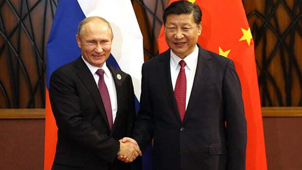 «Теневое ЦРУ»: Союз Путина с Си Цзиньпином станет кошмаром для англосаксов
