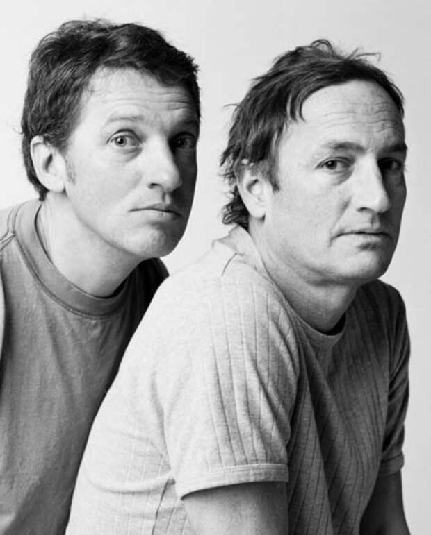 Незнакомцы, которые выглядят как близнецы