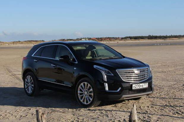 Cadillac XT5: широкая натура