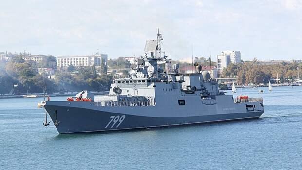 NI сообщил о преимуществах России перед США при столкновении в Черном море