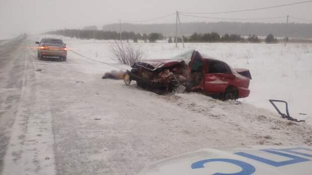 С начала весны на дорогах Удмуртии в ДТП погибли 3 человека