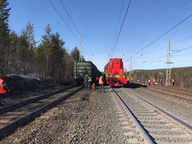 В Ростовской области горел тепловоз поезда, перевозившего горючее