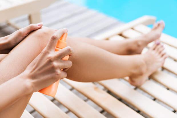 ТОП-5 ошибок при использовании солнцезащитного крема