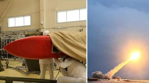 """Американцы заметили подготовку России к испытанием ракеты Skyfall, а по-русски """"Буревестник"""""""