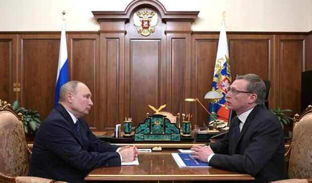 Бурков предложил Путину рассмотреть возможность строительства северного обхода