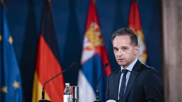 Глава МИД ФРГ заявил о готовности Евросоюза к диалогу с Россией
