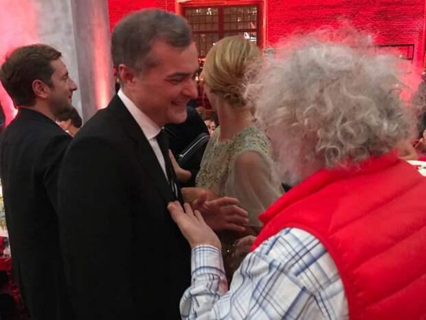 Венедиктов встретился с Сурковым и сообщил о кознях Зеленского