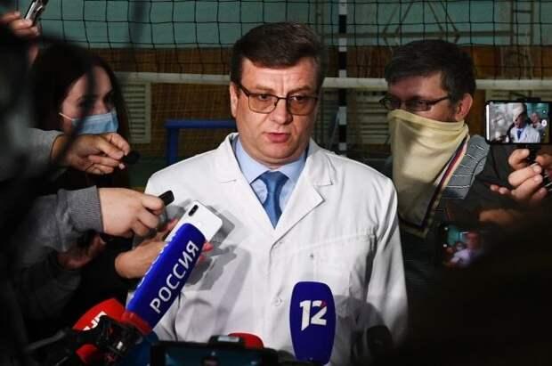 Глава Минздрава Омской области Мураховский пройдет медобследование