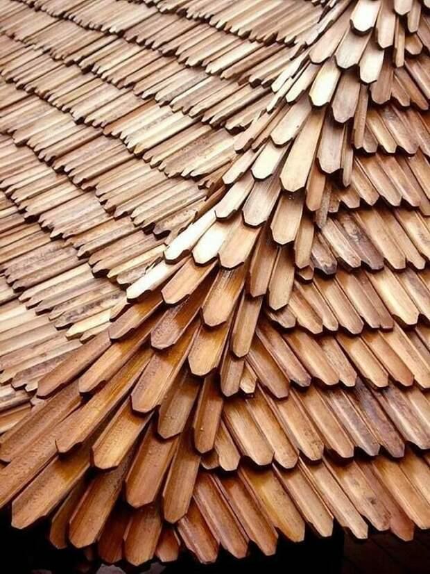 Бамбук Материалы, Фабрика идей, интересное, красиво, крыши, необычное, стройка