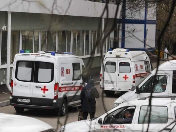 """Отказ """"скорых"""" ездить к пациентам объяснили паникой"""