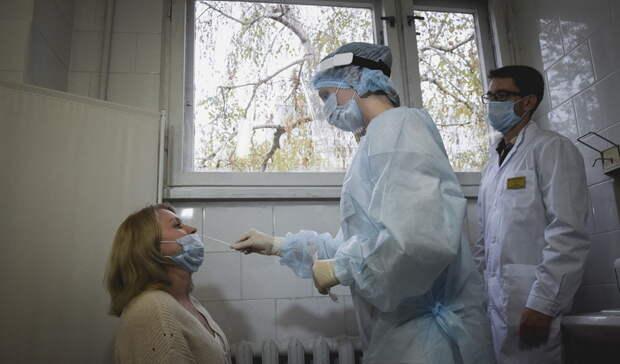 ВОренбуржье засутки выявлено 52 новых заболевших коронавирусом