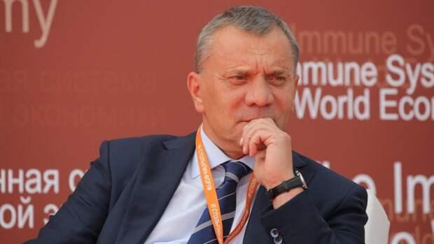 Борисов: РФ готова самостоятельно профинансировать создание орбитальной станции