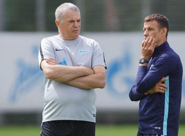«Зенит» с нынешним главным тренером достиг своего потолка. Дальше двигаться некуда