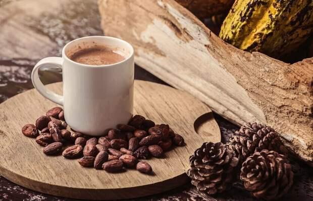 Зачем пить какао людям старше 50?Потому, что старение замедляет и от Альцгеймера уберегает