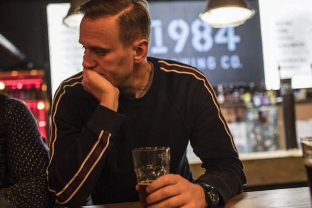 Сайт Навального заблокировали