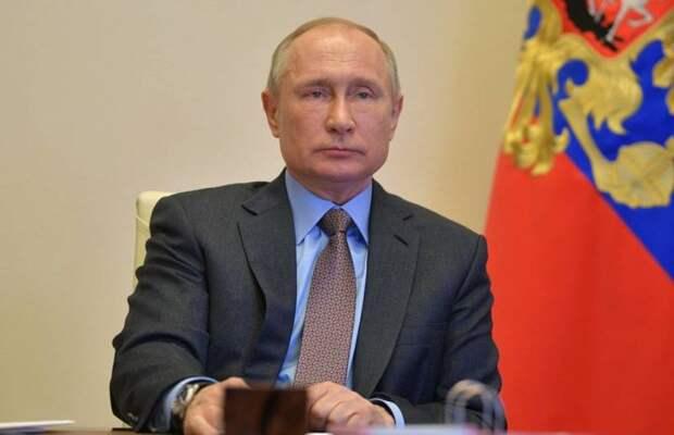 Путин: Возрождения СССР уже никто не боится