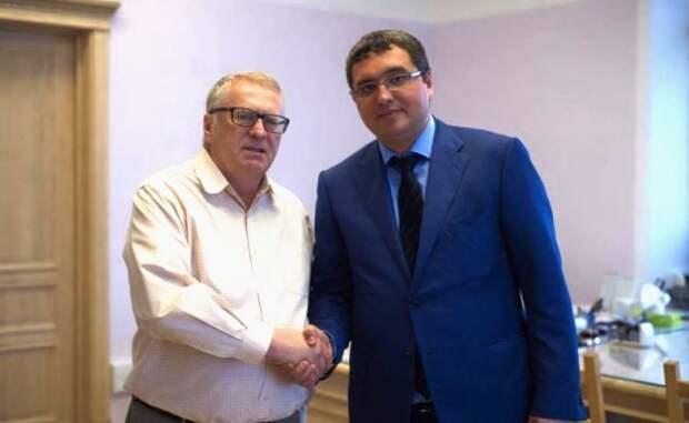 Жириновский: Россия потеряла Молдавию, отпихнув Усатого