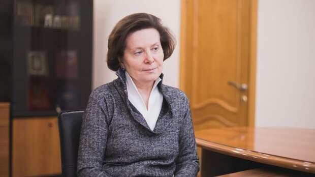 Губернатор Югры оценила ход работ по строительству арт-резиденции в Ханты-Мансийске