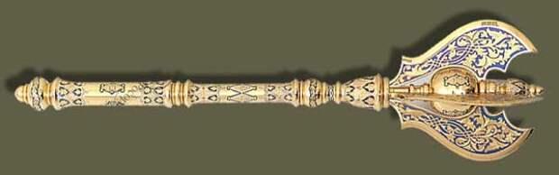 Булава – оружие с загадочной историей
