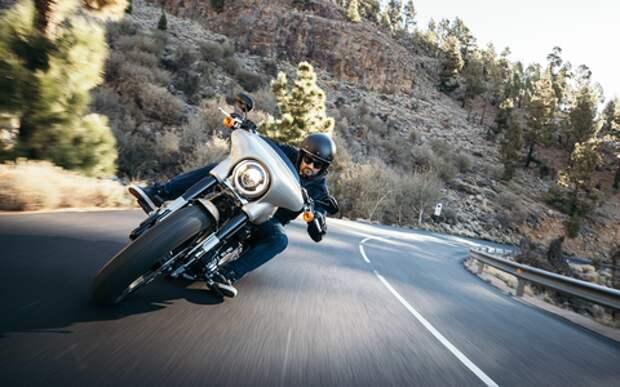 Мотоциклистам упростят сдачу на права категории B