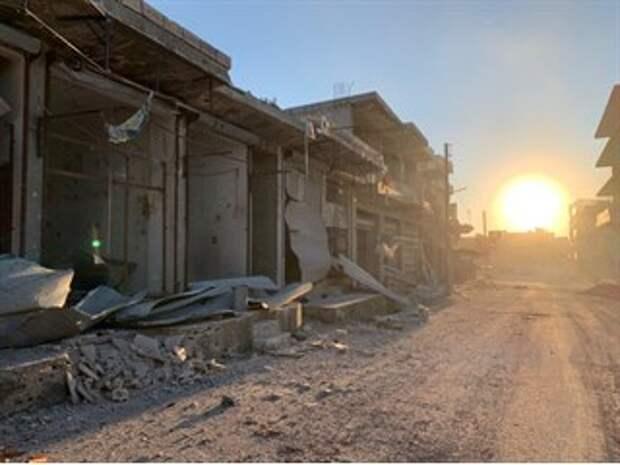 Будни войны. Сирия. Турки и пределы терпения русских
